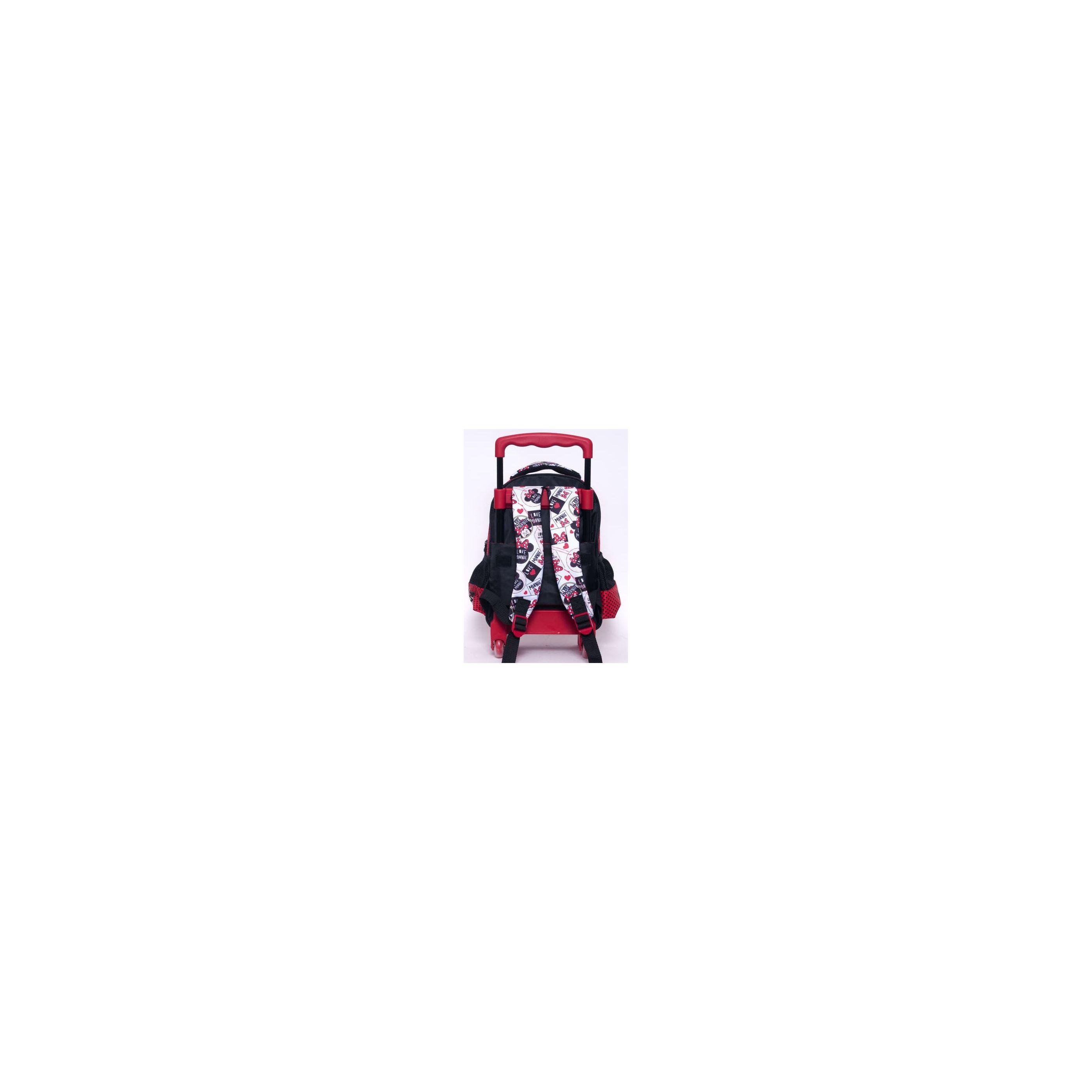 f5df1c363e Τσάντα Trolley Νηπιαγωγείου Minnie Love Label 3D 340-66072