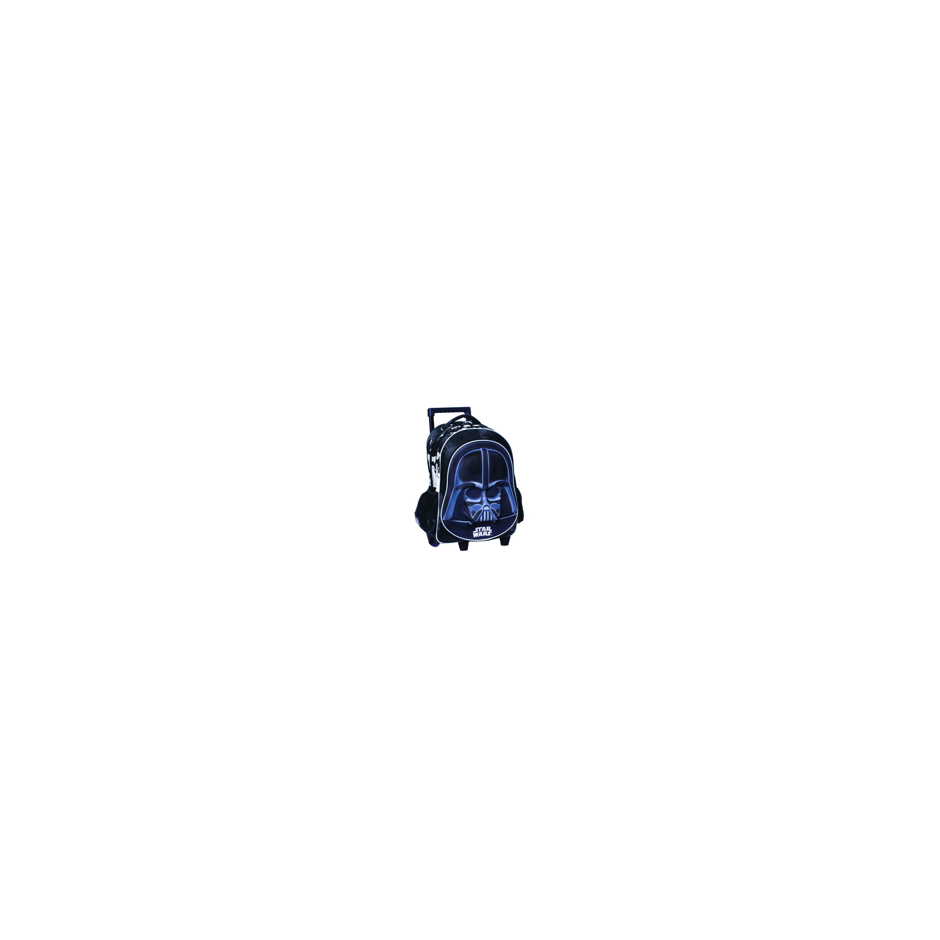 58c5d6ba212 Σχολική Τσάντα Trolley Star Wars Vader 338-17074 | Σχολικά Τρόλευ ...